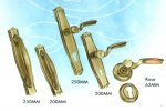 Forged Brass Door Fittings
